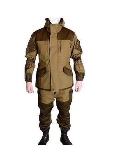 костюм горка 6 на флисе (хаки)