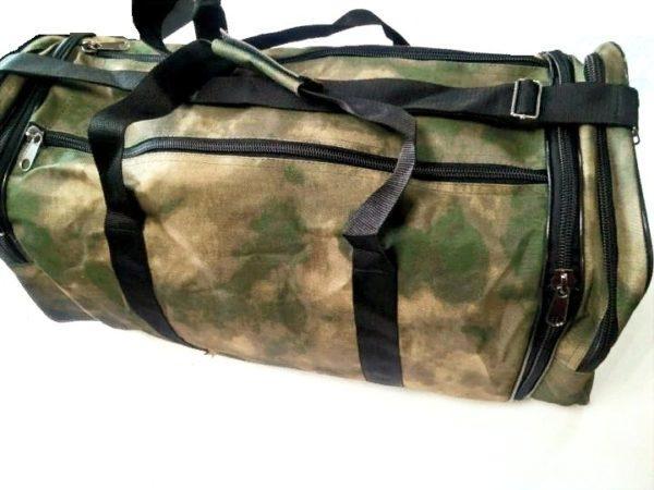 сумка армейская мох