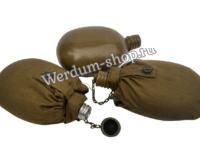 Фляга армейская в чехле